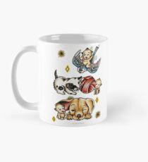 Kewpies & Baby Animals Flash  Mug