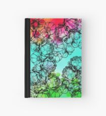 In my garden of colours Hardcover Journal