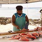 Grand Cayman Fish Market by Allen Lucas
