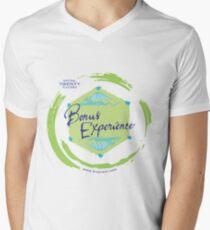 Sparkling Water BXP Logo - Lime Men's V-Neck T-Shirt