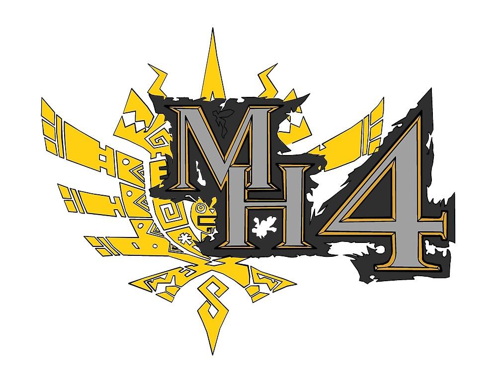 Monster Hunter 4 Ultimate by Berreh