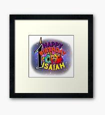 birthday Framed Print