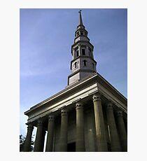 A Christian Church  Photographic Print