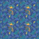 ginkgo dream pattern by summerart