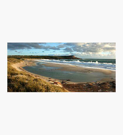 Big seas at Red Bluff - Kalbarri Photographic Print