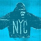 Gorilla NYC by Will Ruocco