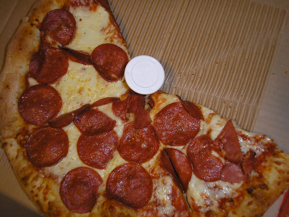 Life of a College Student - Pizza! by Cory Beyersbergen