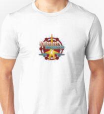 Starfleet Headquarters - Full Front Unisex T-Shirt