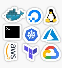 Devops Combo Pack (med+) Sticker