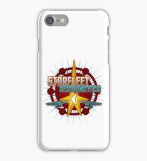 Starfleet Headquarters - Full Front iPhone Case/Skin