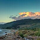 Rapahoe Sunset by Mike Johnson