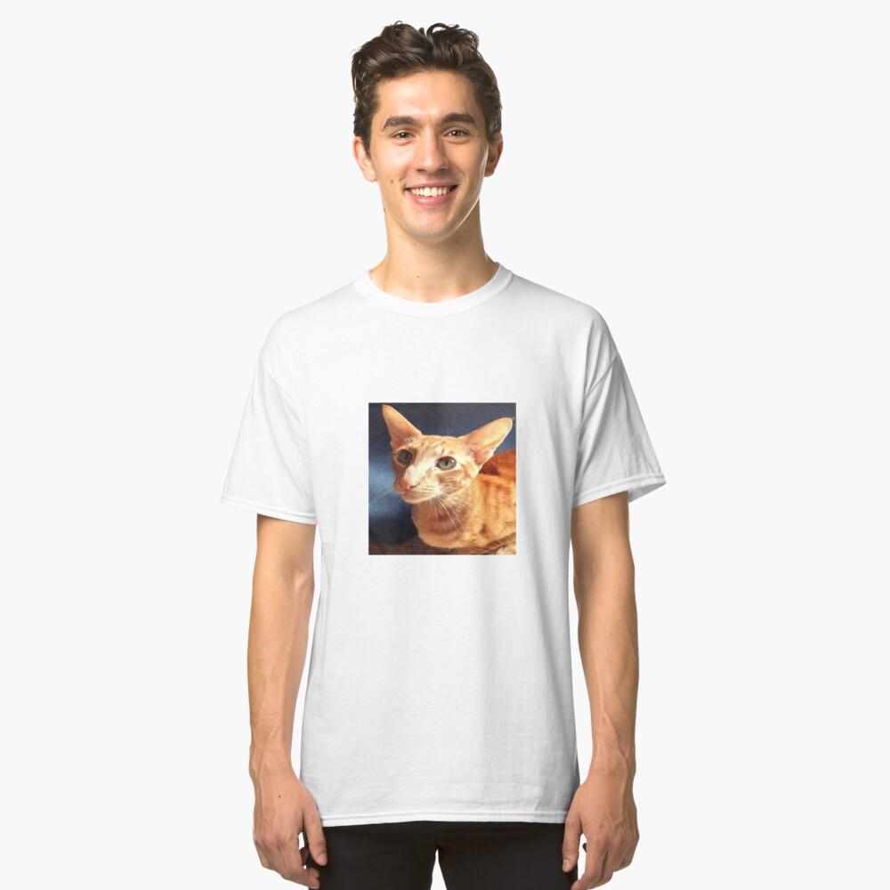 Oriental Cat Classic T-Shirt