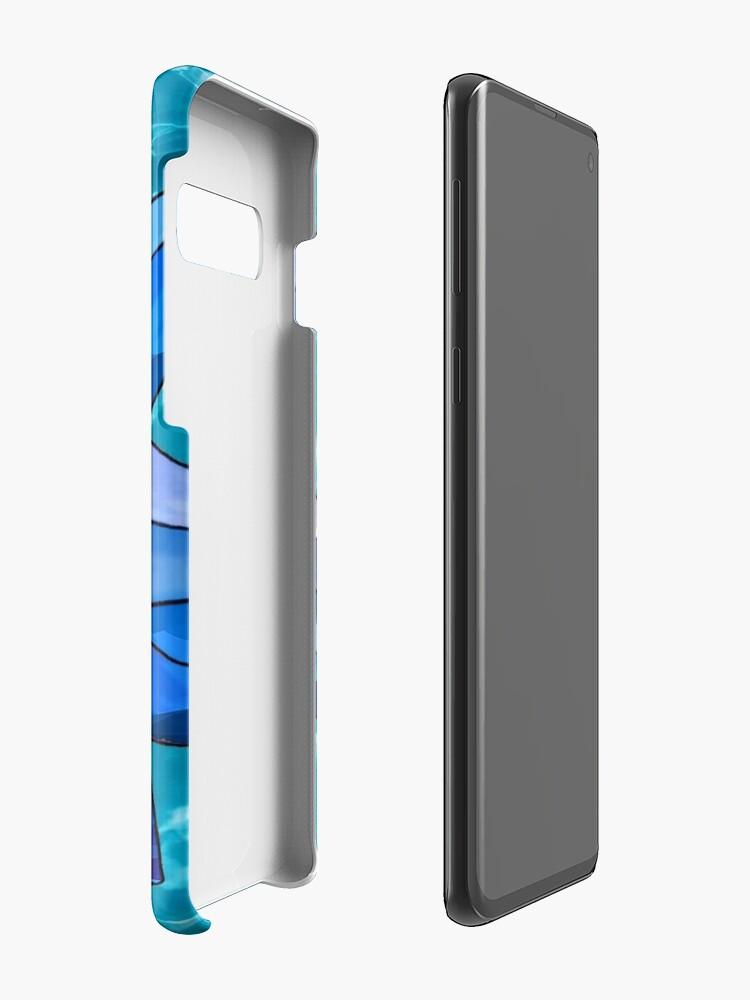 Vista alternativa de Funda y vinilo para Samsung Galaxy Zafiro Starmie