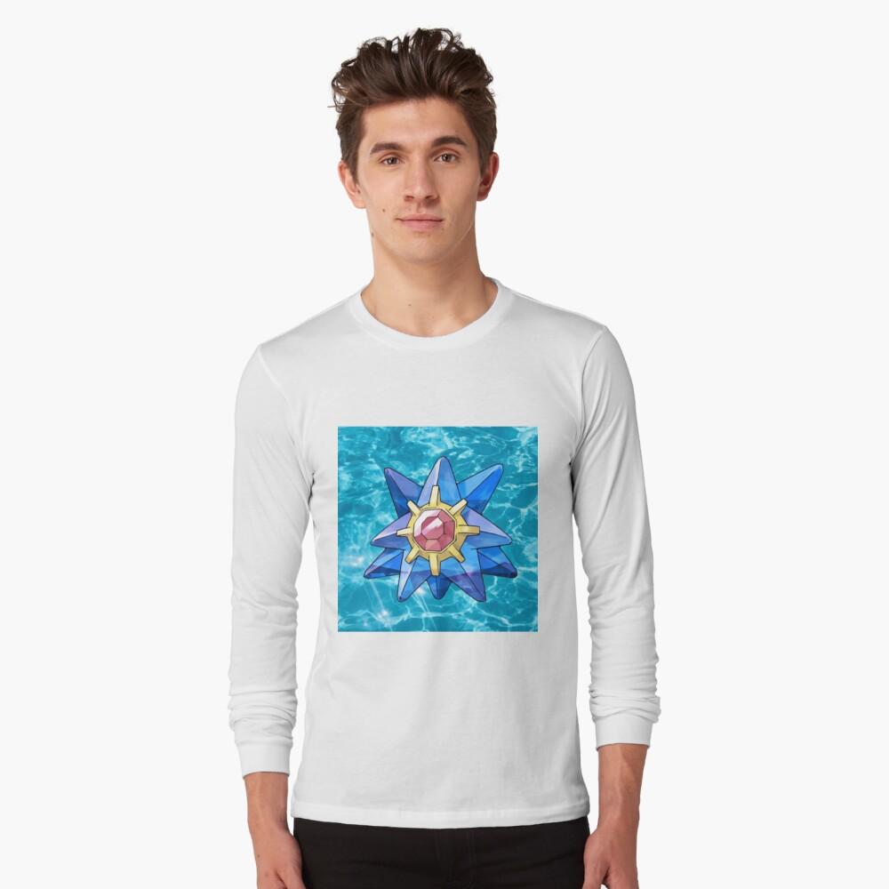 Zafiro Starmie Camiseta de manga larga