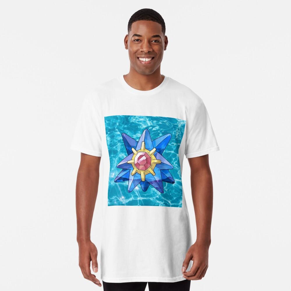 Zafiro Starmie Camiseta larga
