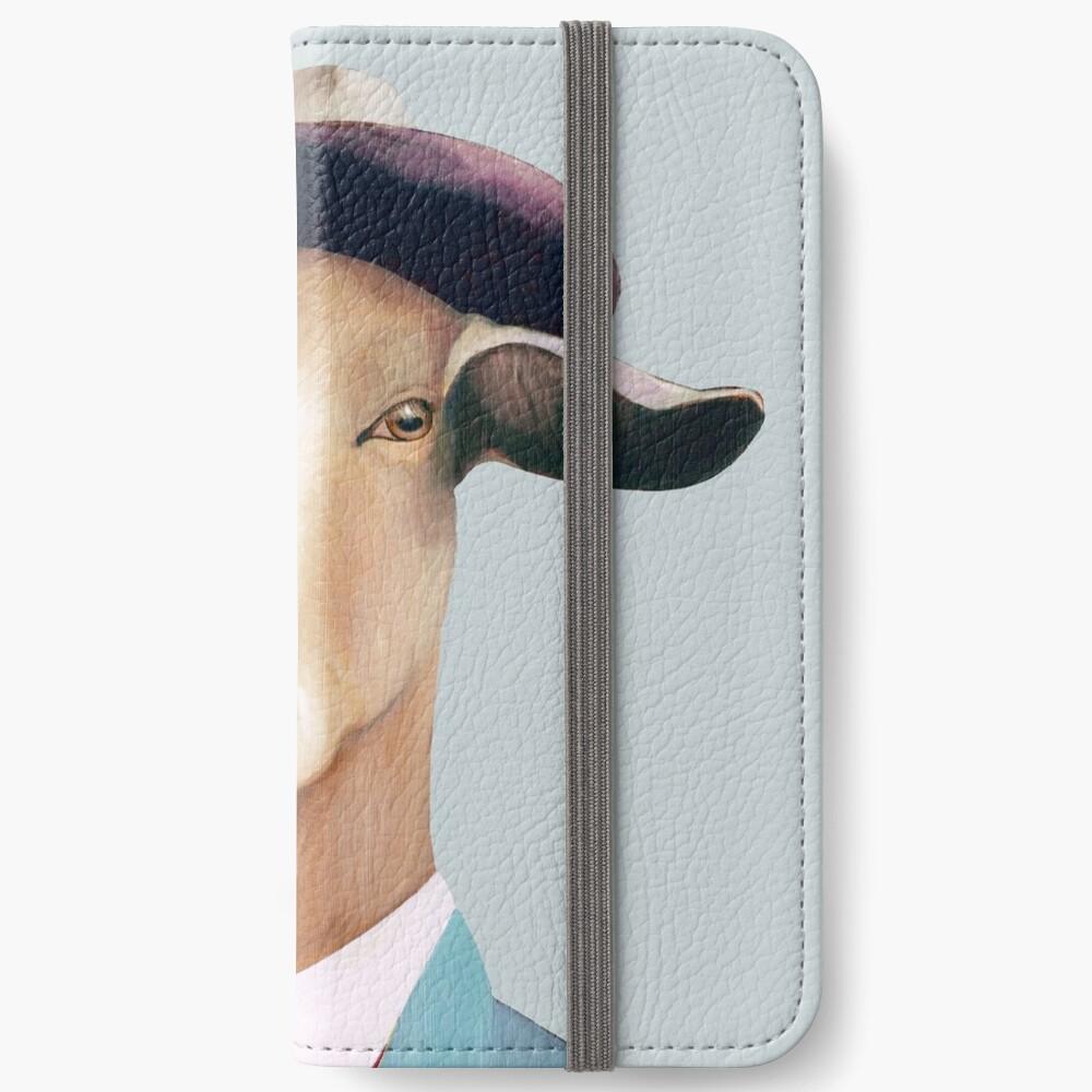 Goat iPhone Wallet