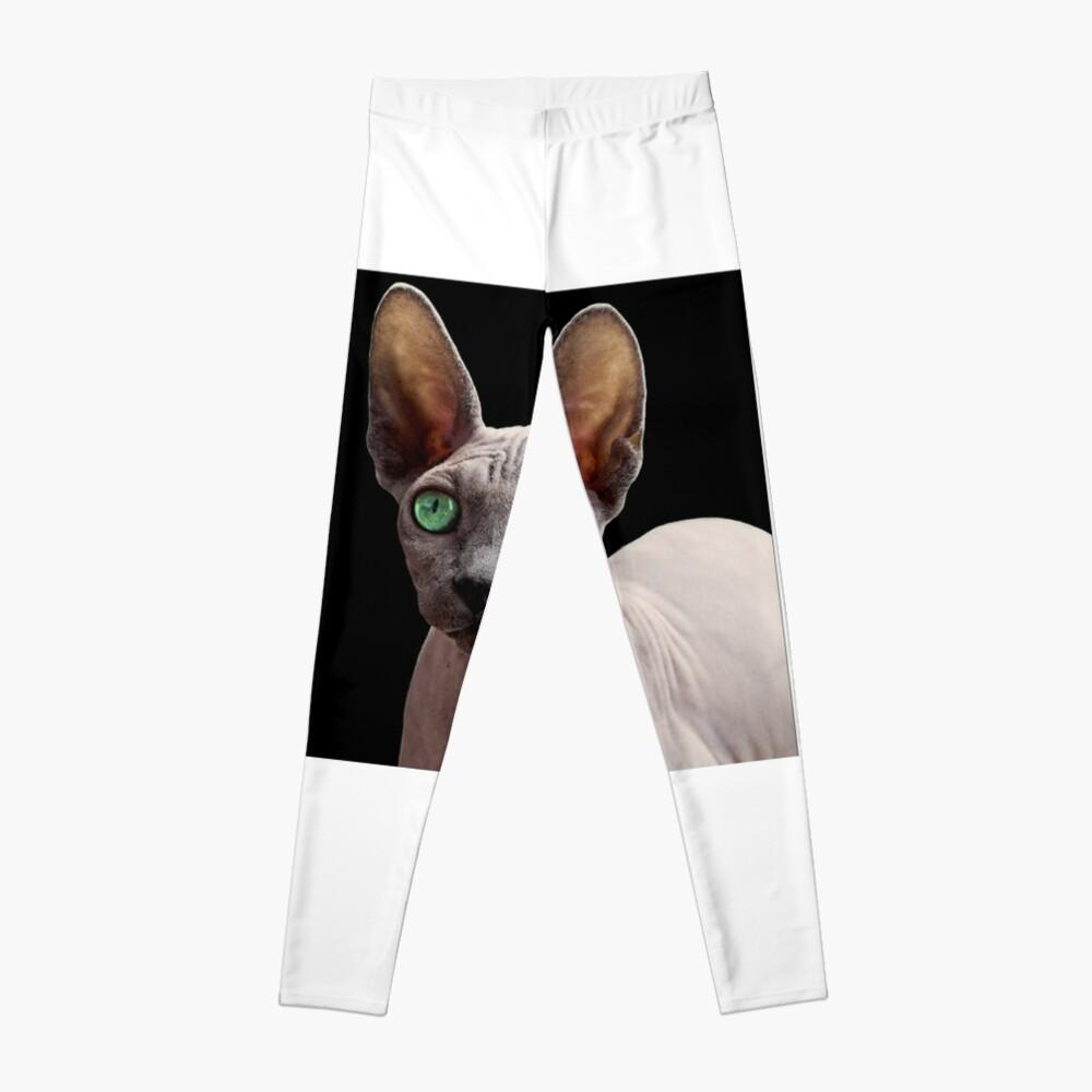 Sphynx Cat Leggings