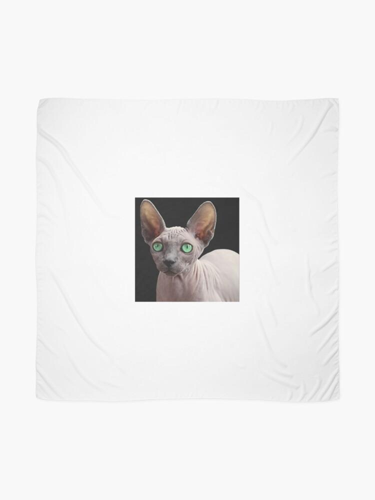 Alternate view of Sphynx Cat Scarf
