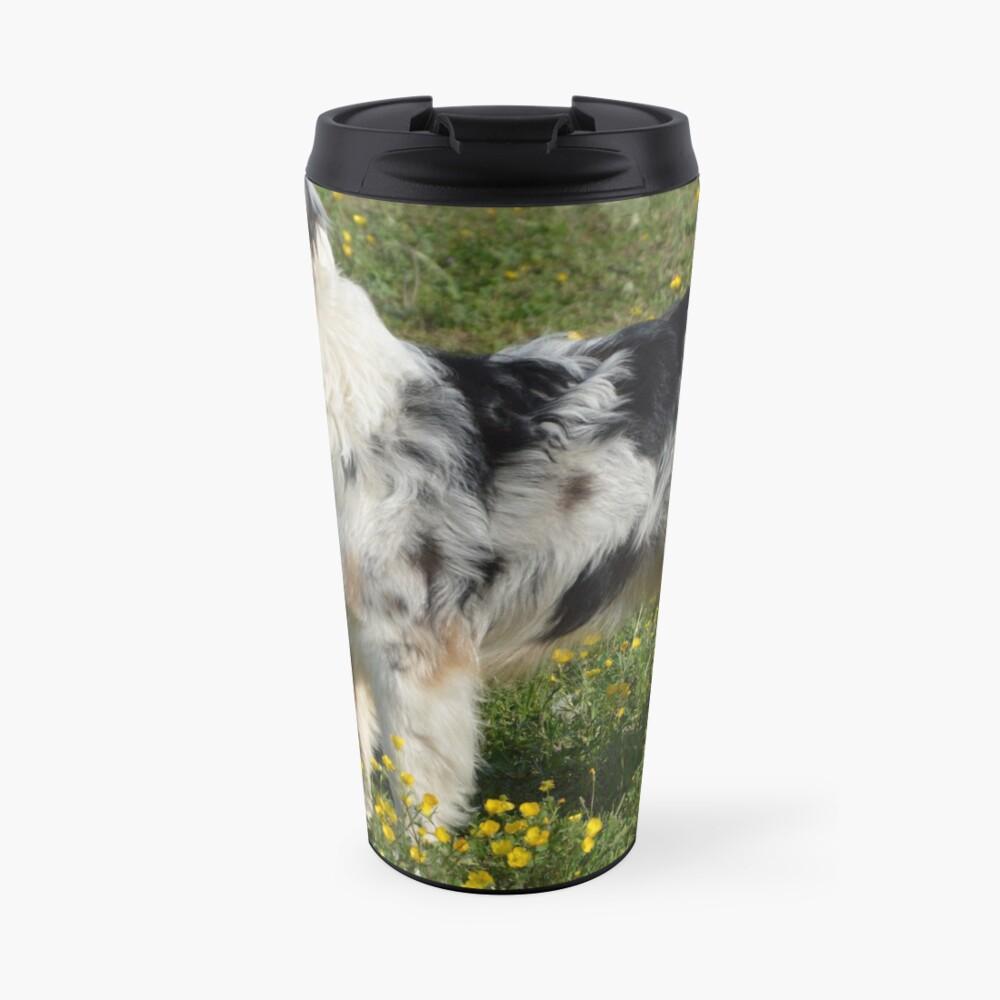 Australian Sheperd Travel Mug