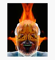 You Burn Me Up Photographic Print