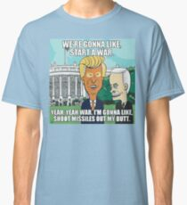 tRumpster and Pencehead Classic T-Shirt