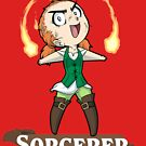 Sorcerer: Everything Burns, Eventually by Fox Lee