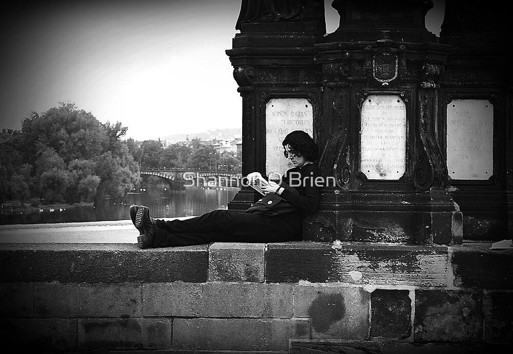 Reading Kafka by Shannon O'Brien