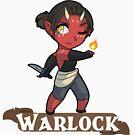 Warlock: Taboo is Just a Word by Fox Lee