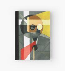 Rudolf Carnap Hardcover Journal