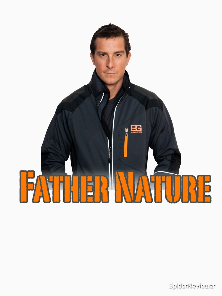 Bear Grylls Father Nature by SpiderReviewer