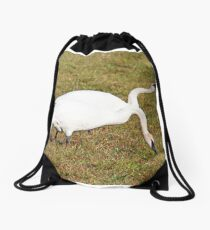 Are Two Heads Better Than One?    Drawstring Bag