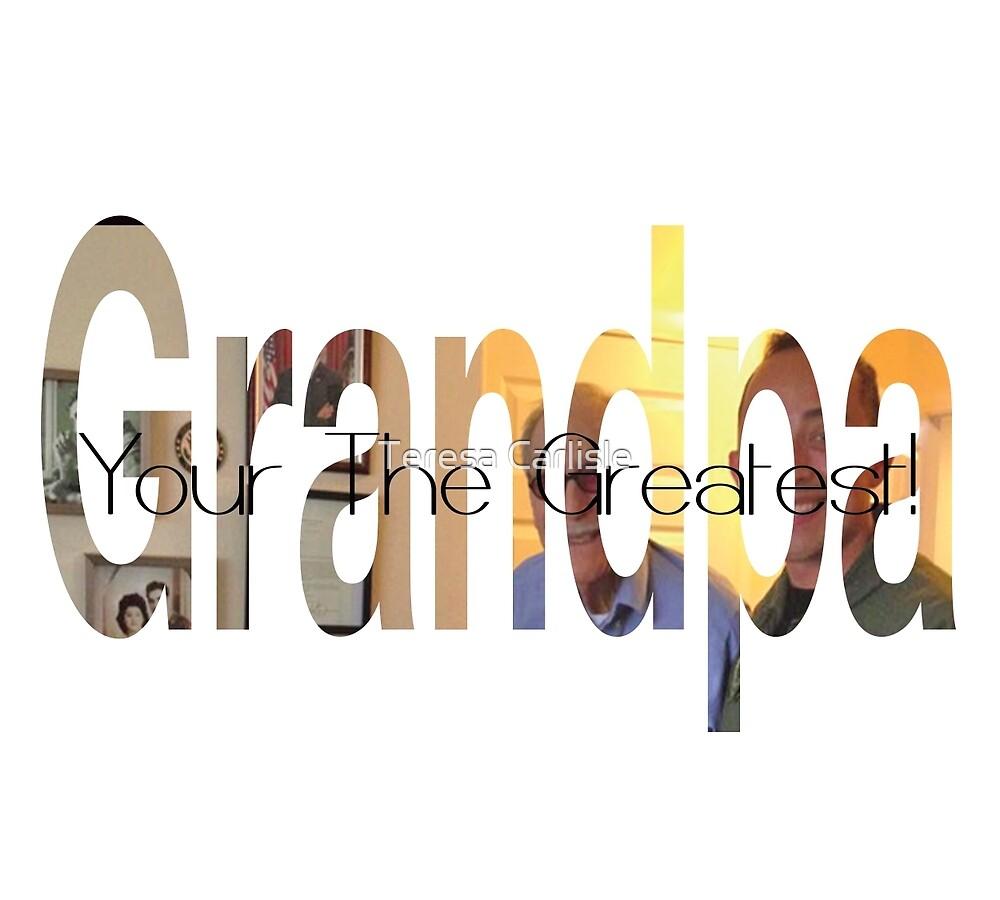 Grandpa Ernie by Teresa Carlisle