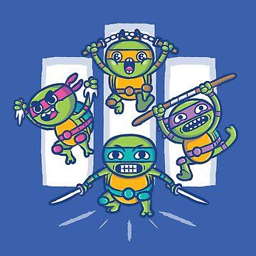 Go ninja, go! by scoweston