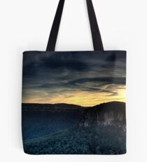 Echo Point Sunset Tote Bag