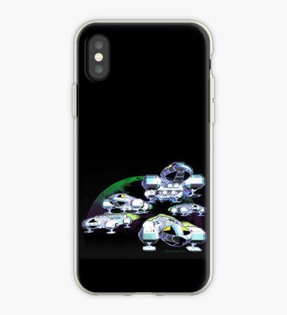 Soaring Eagles Print iPhone Case