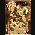 « Tarot marsellais -Le bateleur » par Manapany