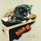 Kia-Ora Kat by Melissa Mailer-Yates