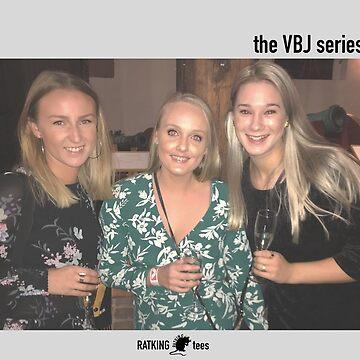 the vbj tee II by RATKINGtees