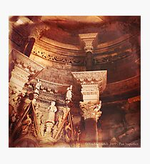 Past Imperfect - Cathedral Split, Croatia Photographic Print