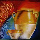 Pots by Susan van Zyl