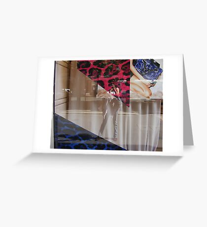 REFLECTIONS OF ME Greeting Card