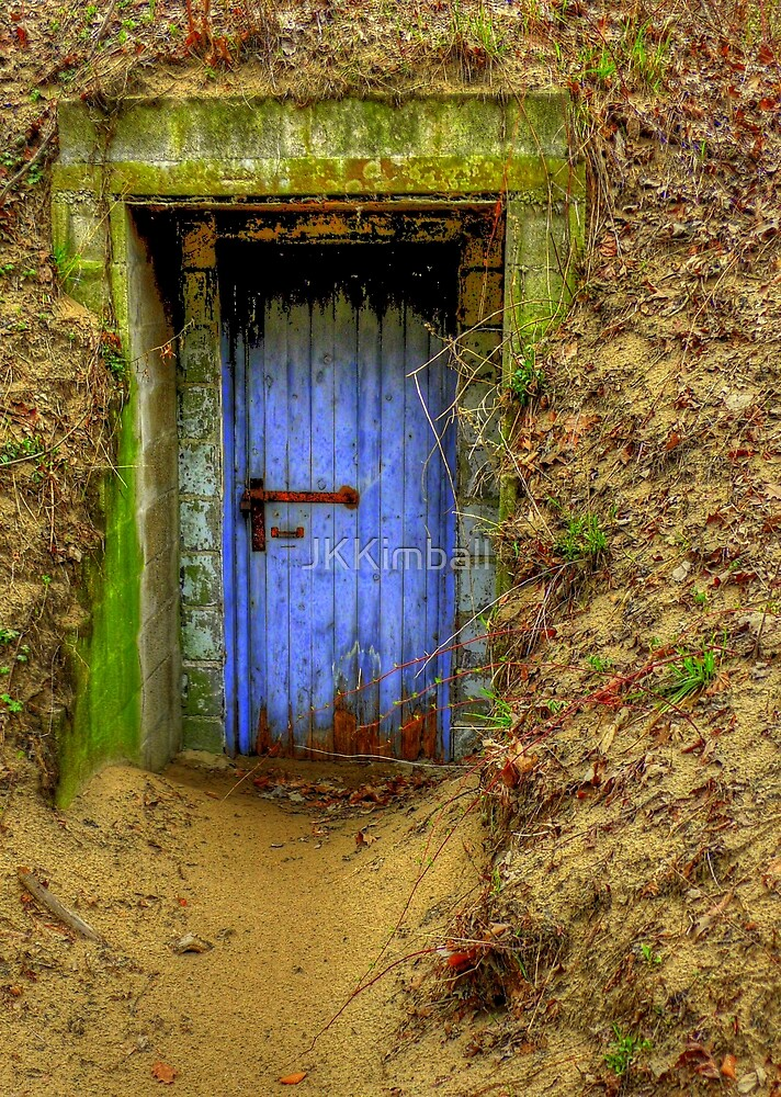 A Wolf at the Door  by JKKimball