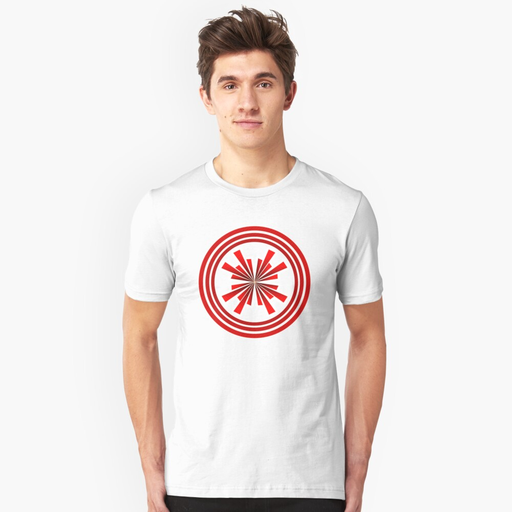 Canada Day Design Unisex T-Shirt Front