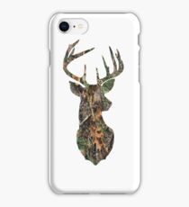 The Stag - Mossy Oak 2 iPhone Case/Skin