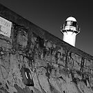 South Gare Lighthouse 002 by Paul Berry