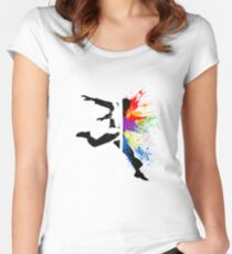 The Soul... Women's Fitted Scoop T-Shirt