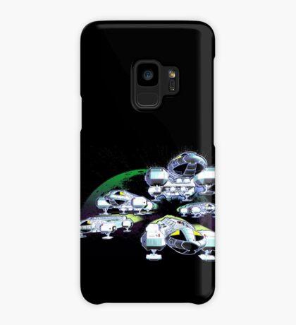 Soaring Eagles Back Case/Skin for Samsung Galaxy
