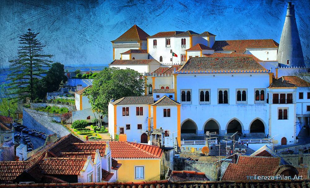 Palácio da Vila . Sintra by terezadelpilar ~ art & architecture