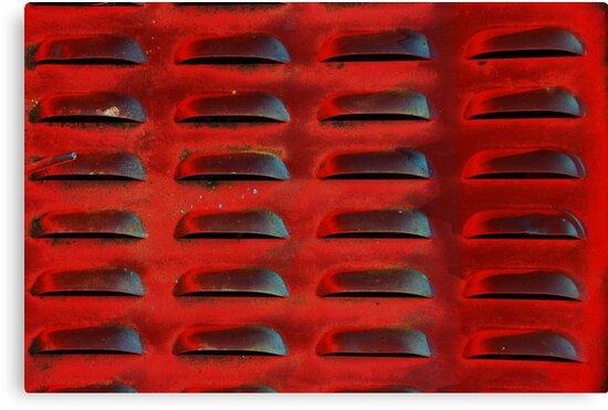 Red Hot Venting by Jennifer Hulbert-Hortman