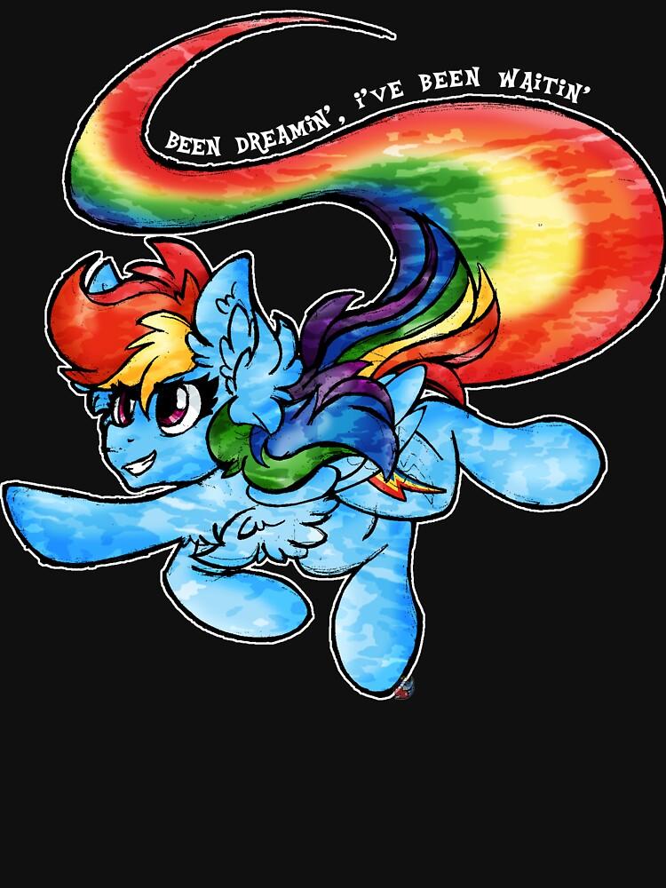 Rainbow Dash - Been Dreamin', I've Been Waitin' by iRoxykun
